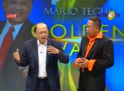 MetroTV Mario Teguh & Tukul
