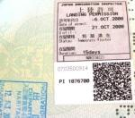 QR Code Passport