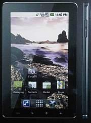Tablet PC kombinasi elektronika untuk komunkasi-komputer-konsumen