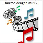 sinkron dengan musik 1