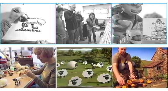 animasi stop motion shaun the sheep jadi film