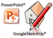 PowerPoint GoogleSketchUp mitra 1