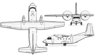 Casa 212 diagram