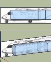 model 3D casa 212 push-pull