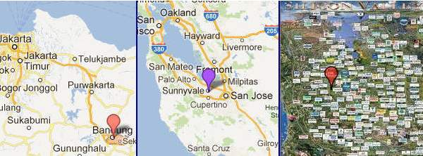Silicon valley compared to West Java