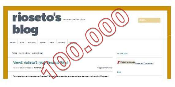 rsblog new outlook 100.000 hits