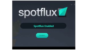 Spotflux_enable